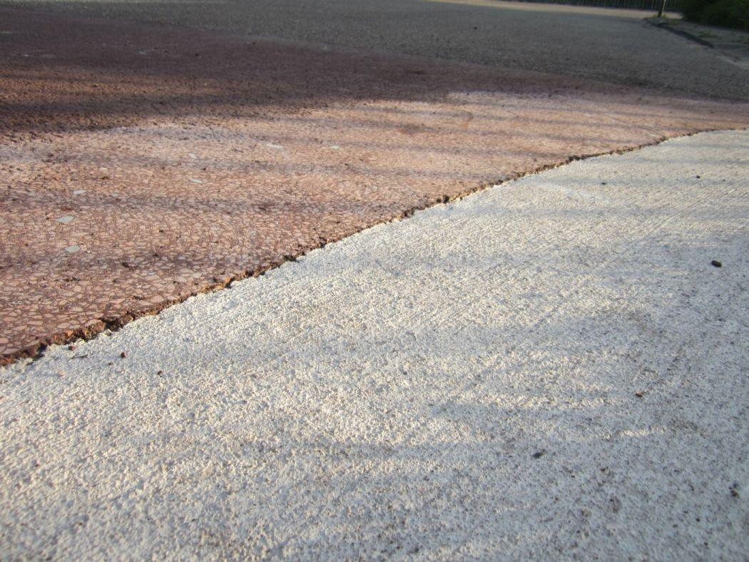 asfalt vlakslijpen