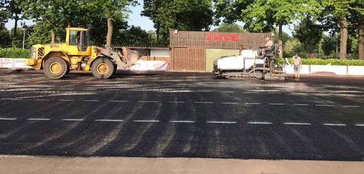 asfaltbaan