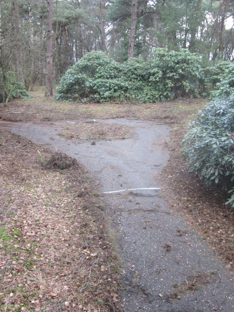 onderhoud voetpaden