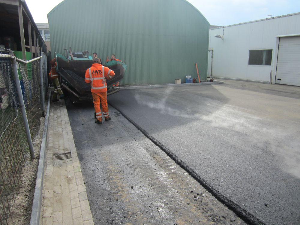asfaltbouw