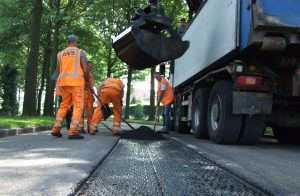 asfalteren